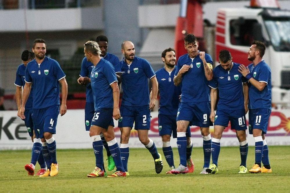 Λεβαδειακός - Αστέρας Τρίπολης 2-1: Τα γκολ και οι καλύτερες φάσεις (video)