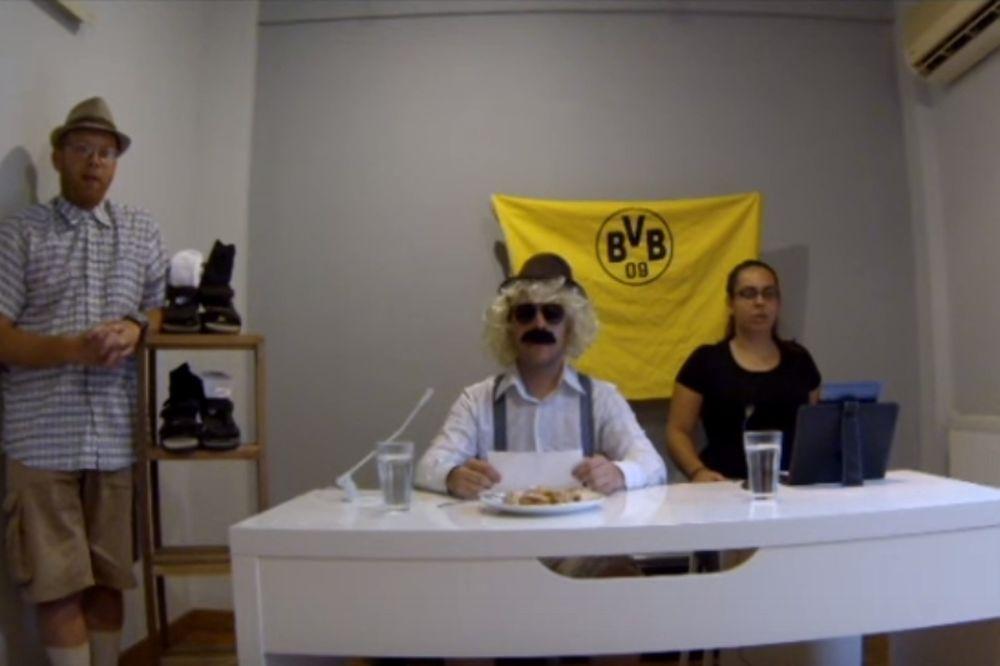 Επικό τρολάρισμα: Ο ταξιδιωτικός οδηγός των οπαδών της Ντόρτμουντ! (video)