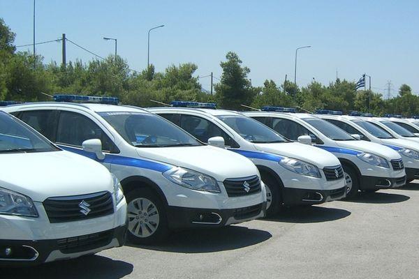 Suzuki S-Cross, το νέο όχημα της Ελληνικής Αστυνομίας