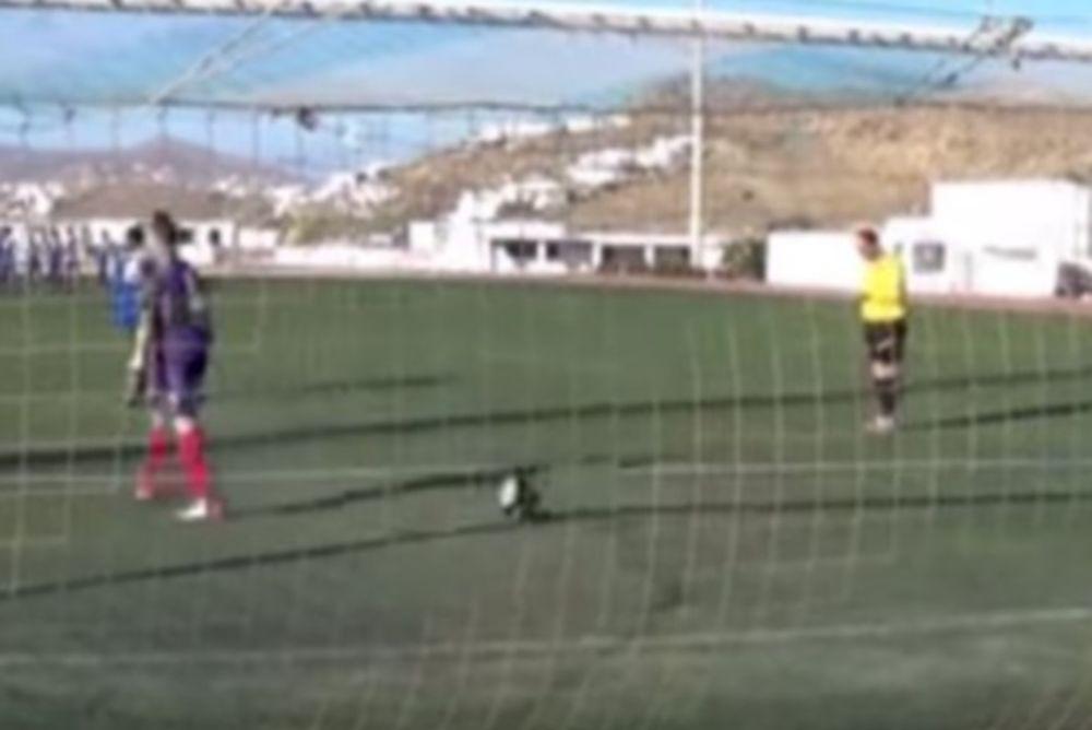 ΑΠΙΣΤΕΥΤΟ: Απέκρουσε πέναλτι και ενώ πανηγύριζε…η μπάλα μπήκε στα δίχτυα! (video)!
