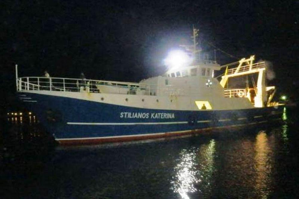 ΤΡΟΜΑΚΤΙΚΟ: Έπιασαν καρχαρία 5,5 μέτρων στην Εύβοια (pics)