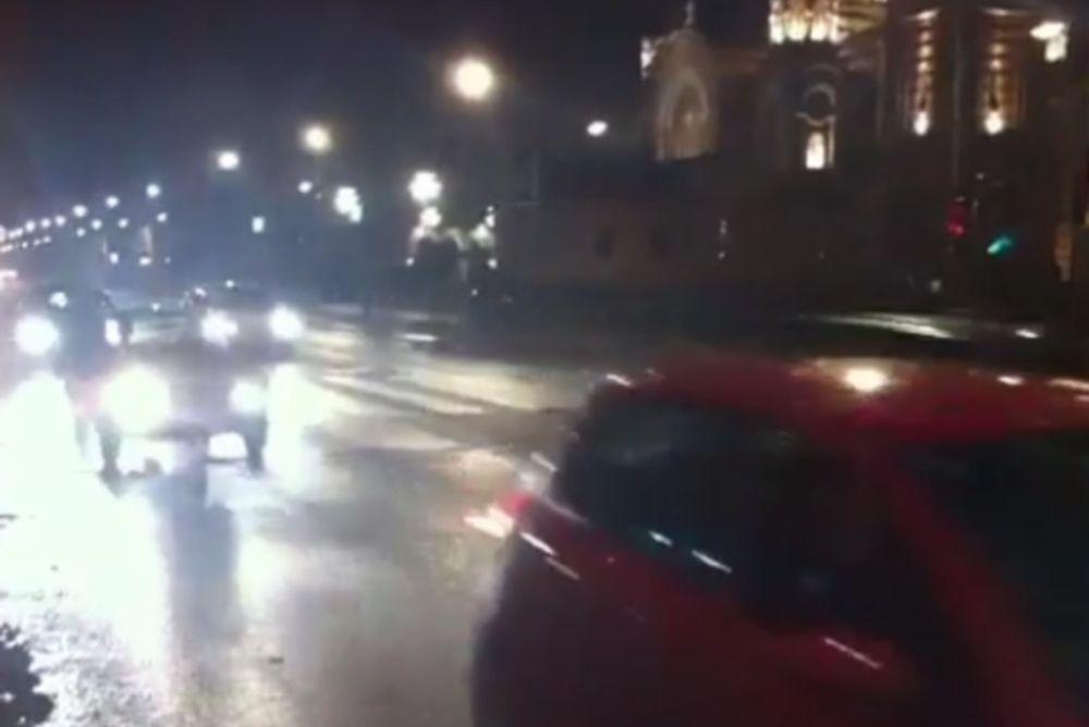 Το πανηγύρισαν στους δρόμους σαν να προκρίθηκαν οι Σέρβοι! (video)