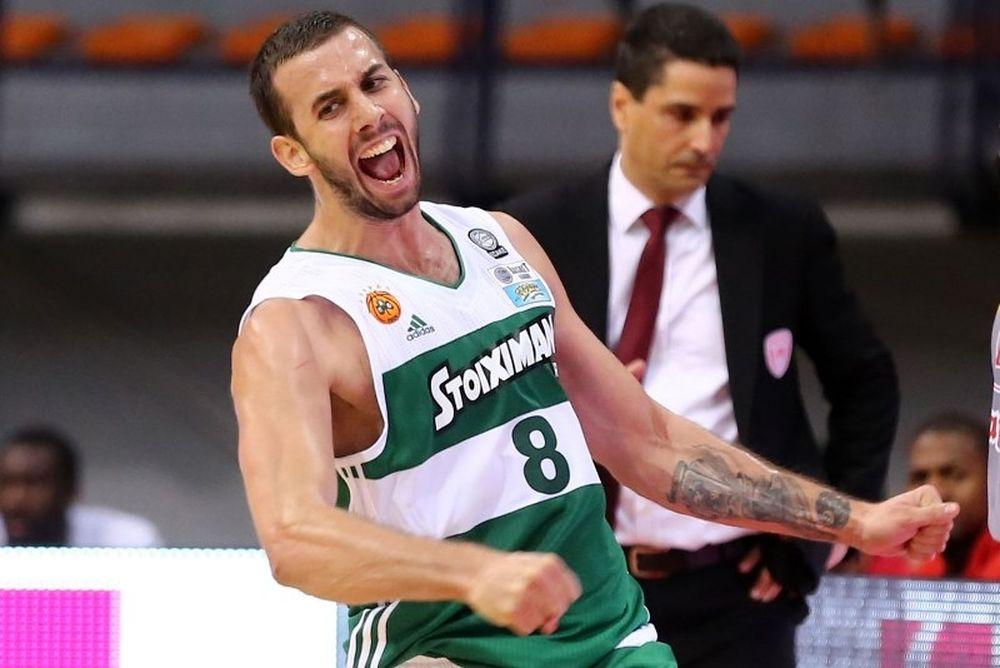 Γιάνκοβιτς: «Καιγόμασταν για τη νίκη»