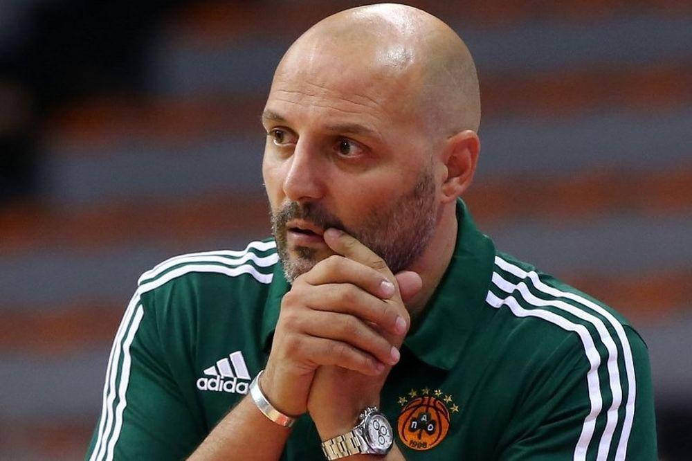 Τζόρτζεβιτς: «Ο Παναθηναϊκός θέλει όλους τους τίτλους» (video)