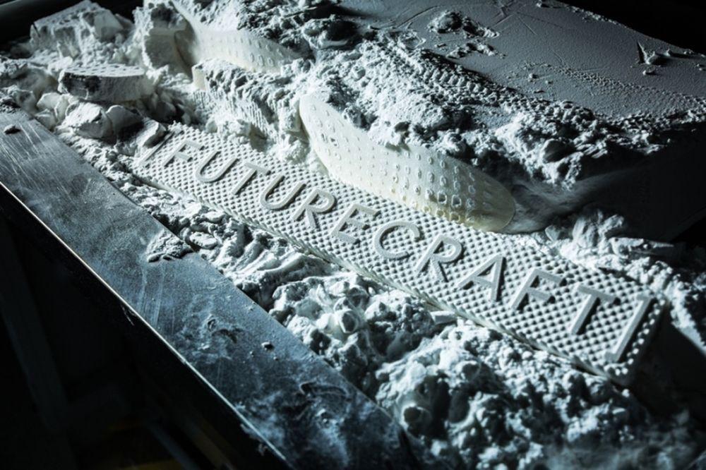 Η ADIDAS σπάει τα κατεστημένα με τεχνολογία 3D Printing