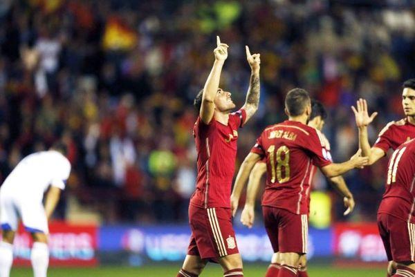 Στο… ρελαντί η Ισπανία (video)