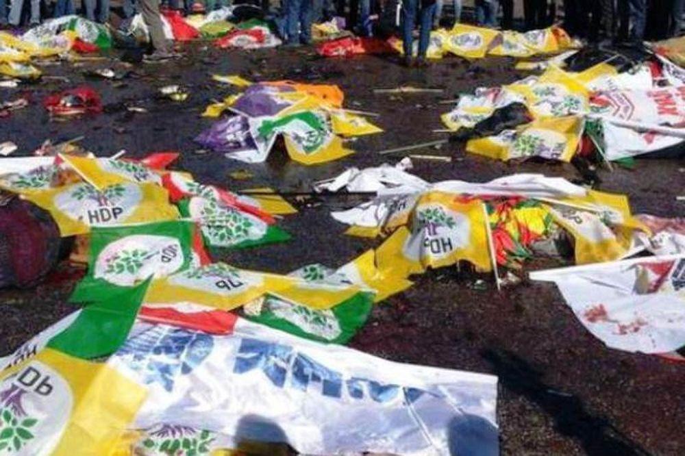 Η στιγμή της τραγωδίας στην Τουρκία (video)