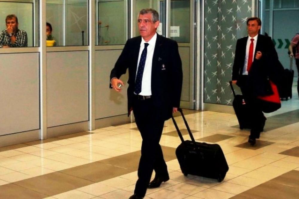 Επιστρέφει στην Ελλάδα ο Σάντος!