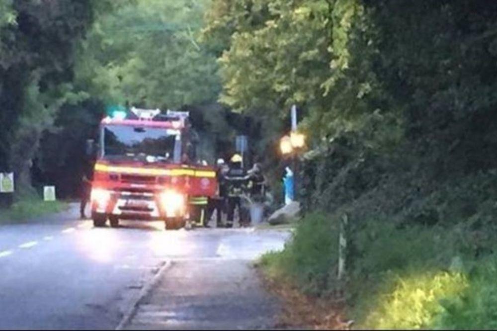 Τραγωδία και στην Ιρλανδία: Εννέα νεκροί από πυρκαγιά σε πάρκο με τροχόσπιτα