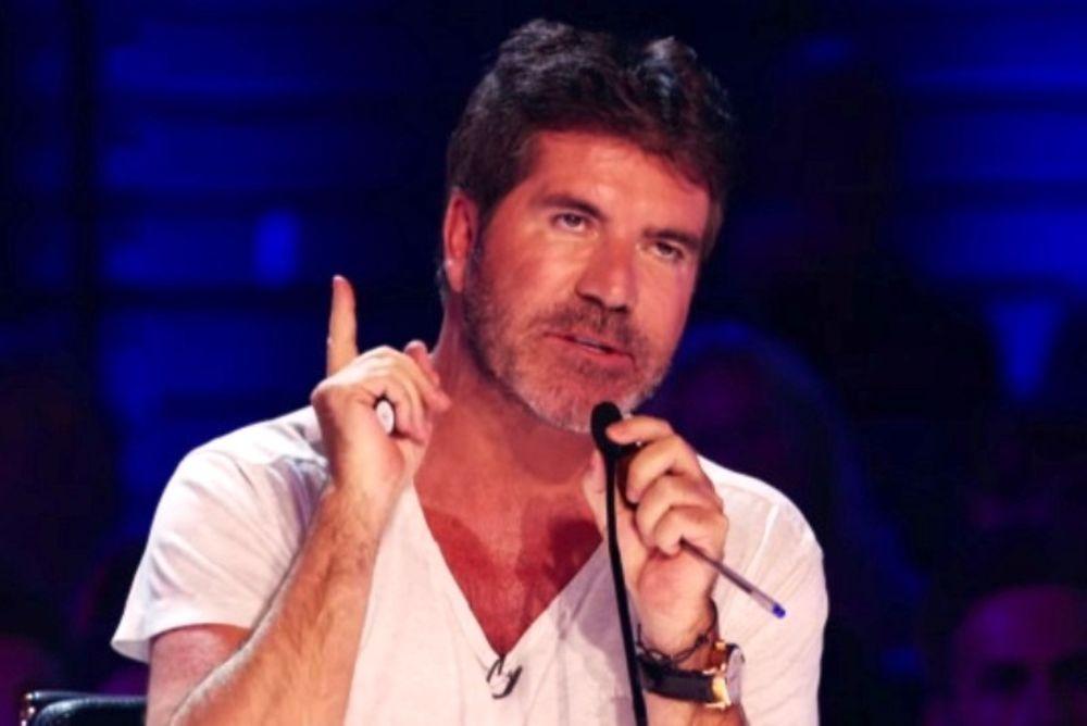 Τρελάθηκε ο Simon Cowell και έδιωξε διαγωνιζόμενο! (video)