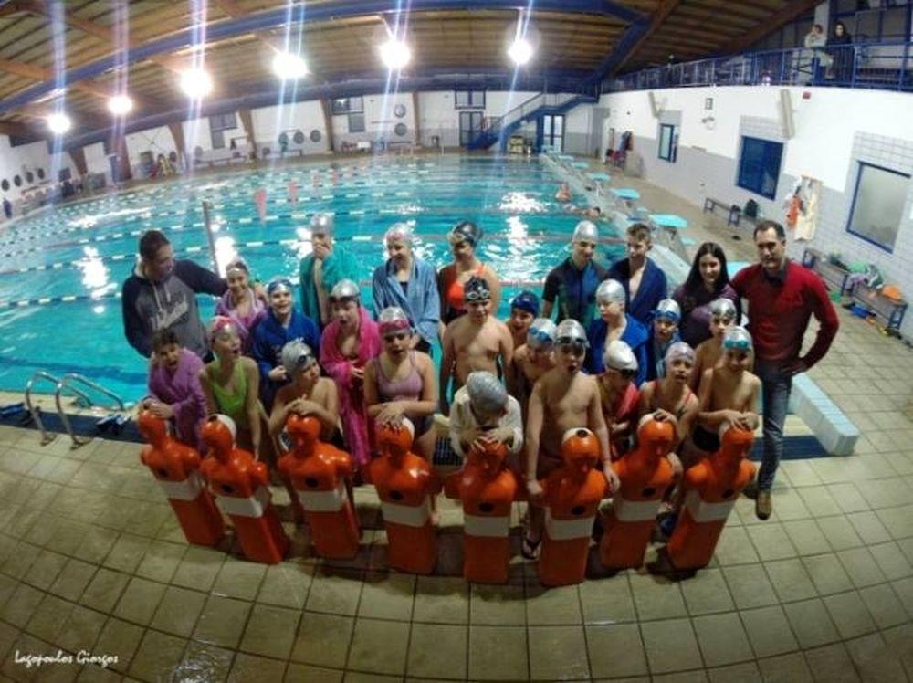 ΤΡΑΓΙΚΟ: Κόβουν με το έτσι θέλω το (δημοτικό) κολυμβητήριο στα παιδιά του Α.Ο. Ιππόκαμπος!