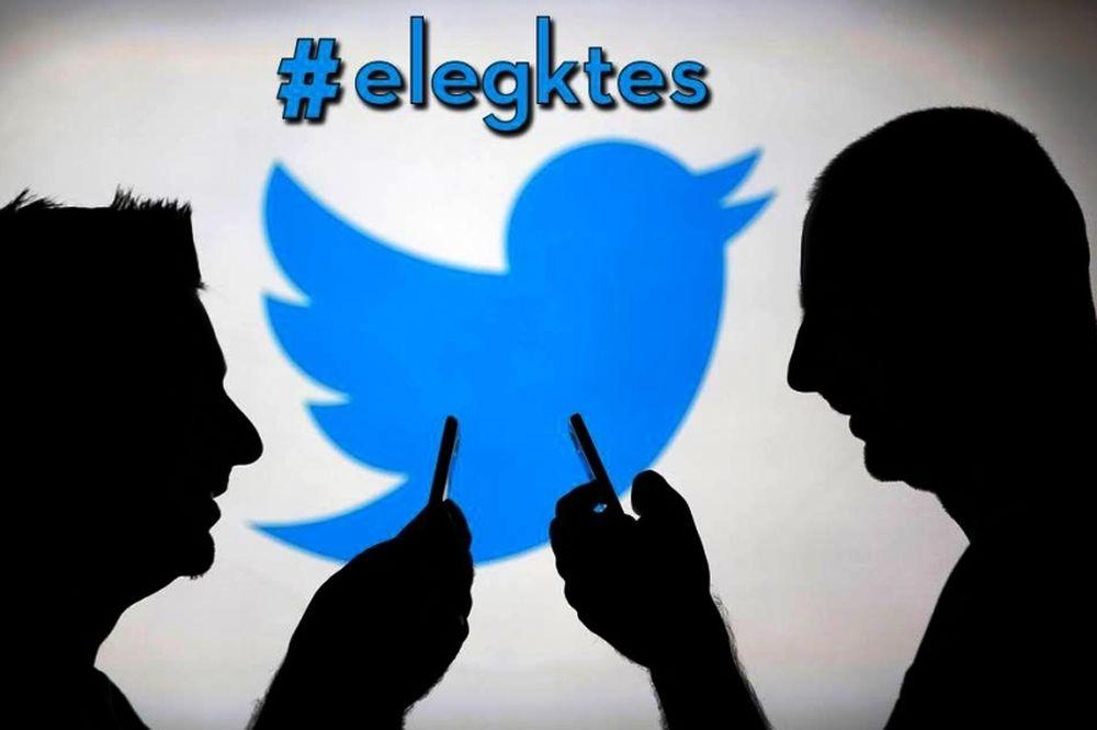 Το Twitter προειδοποιεί πού υπάρχουν ελεγκτές (photo)!