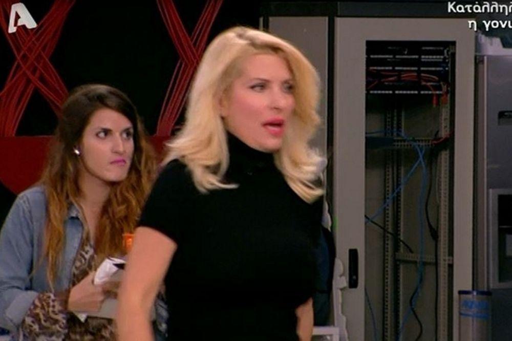 Οι τίτλοι της εκπομπής έπεσαν και η Ελένη πού είναι οέο; Δείτε τον εκνευρισμό της on air!