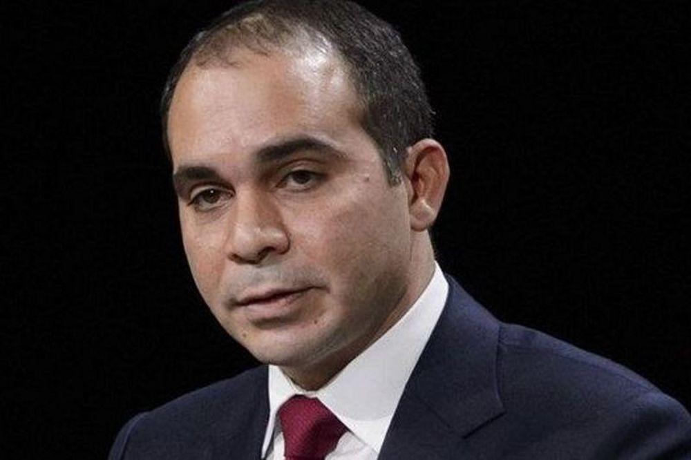 Υποψήφιος και πάλι ο πρίγκιπας της Ιορδανίας για την FIFA