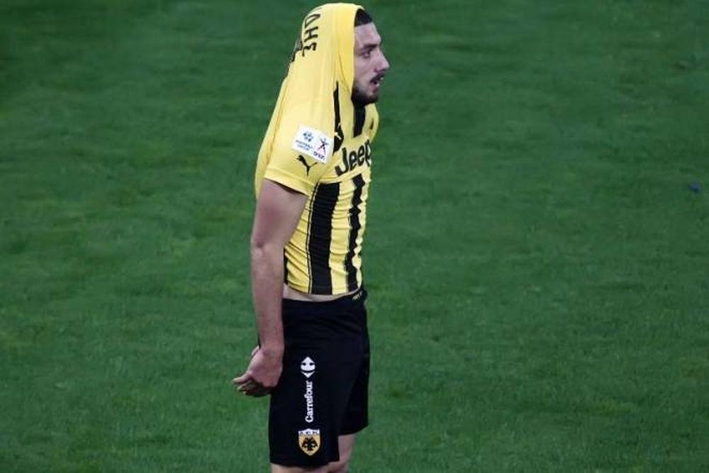 Θυμήθηκε τον Ντέμη το 1997 ο Αραβίδης! (photo&video)