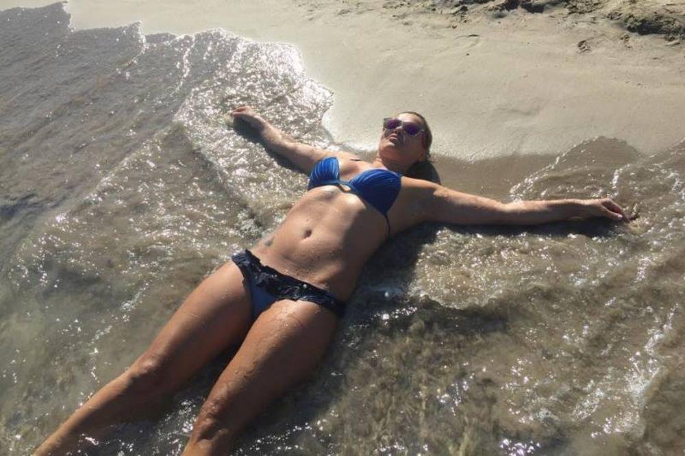 Ελληνίδα αθλήτρια μοιράζει… εγκεφαλικά με «αρρωστημένη» selfie! (photo)