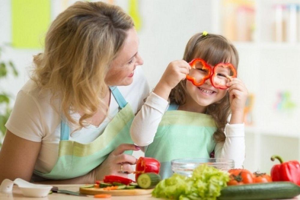Τα πιο συνηθισμένα λάθη στη διατροφή των παιδιών