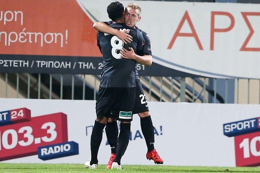Αστέρας Τρίπολης - Skoda Ξάνθη 1-1: Τα γκολ και οι καλύτερες φάσεις (video)