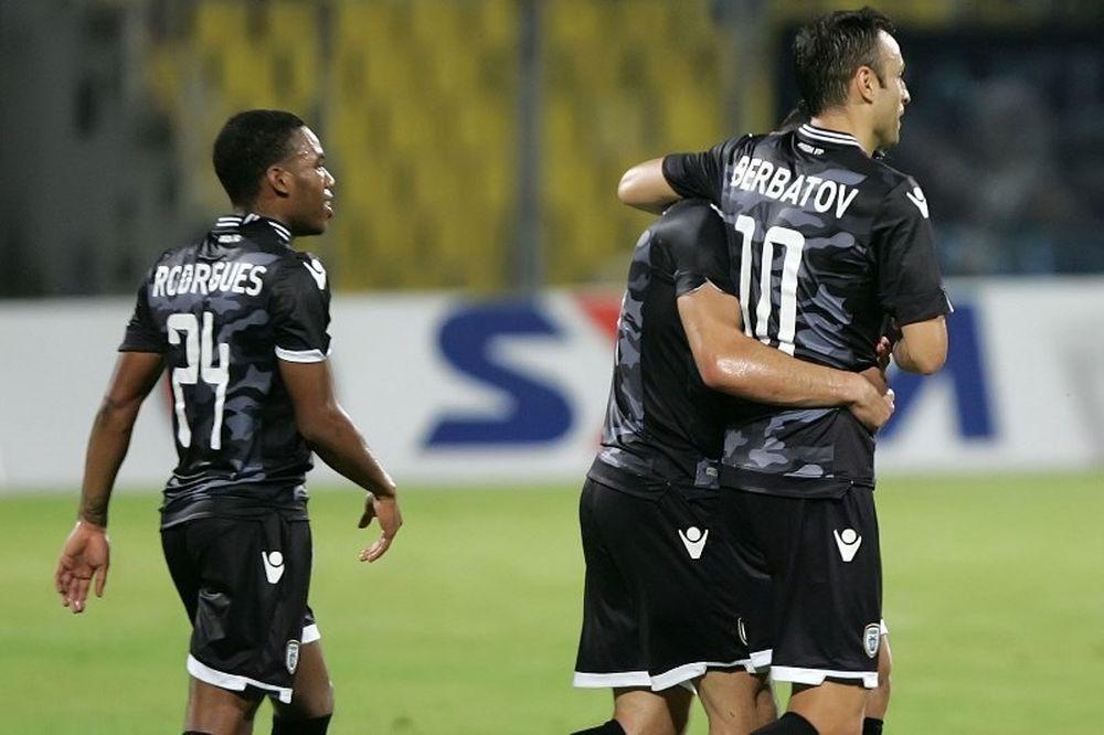 Ηρακλής - ΠΑΟΚ 3-3: Τα γκολ του αγώνα (video)