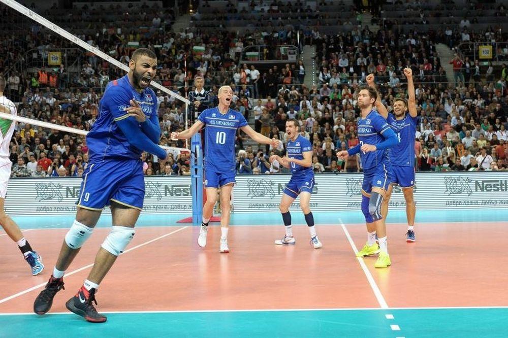Πρωταθλήτρια Ευρώπης η Γαλλία