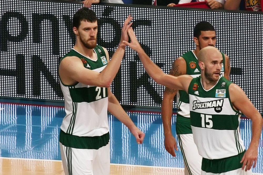 Κούζμιτς: «Η άμυνα μας έδωσε τη νίκη»