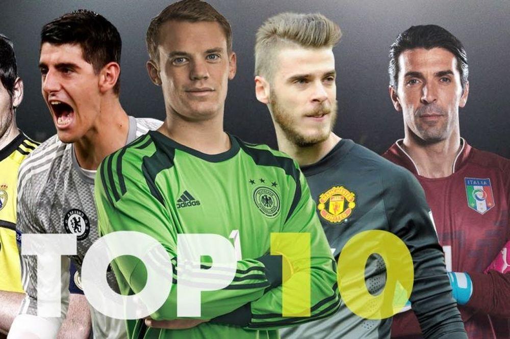 Ποιος είναι ο καλύτερος τερματοφύλακας στον κόσμο; (poll)