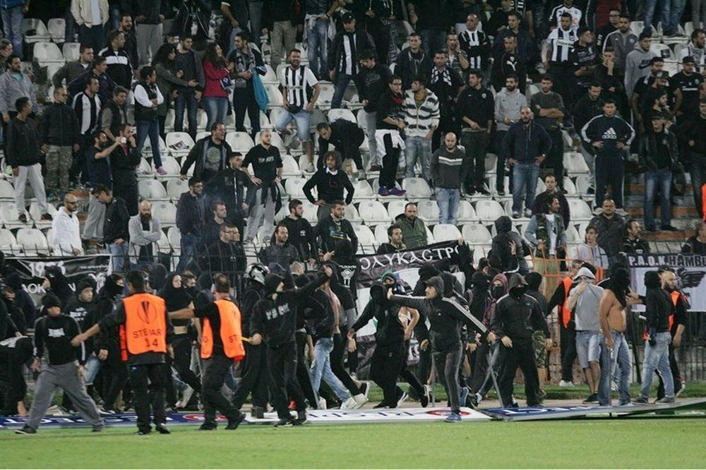Η τιμωρία του ΠΑΟΚ από την UEFA!