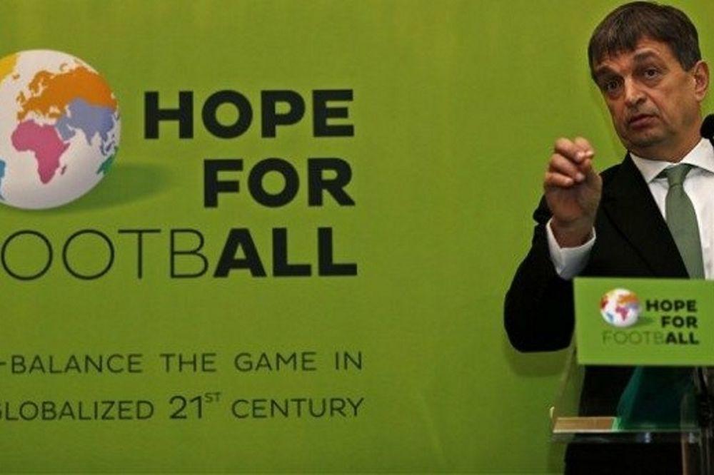 Κι άλλος υποψήφιος για τη FIFA!