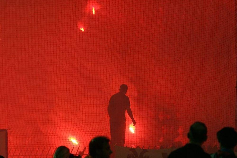 ΠΑΟΚ – Παναθηναϊκός: Σούπερ ατμόσφαιρα στην Τούμπα! (video)