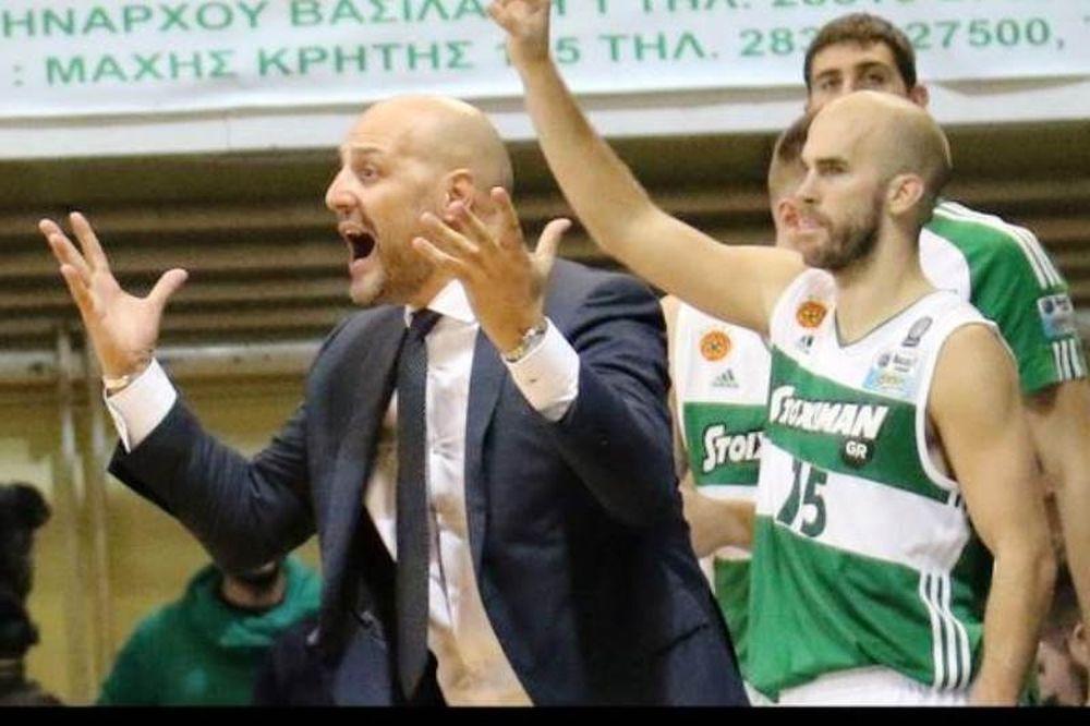 Τζόρτζεβιτς: «Στο ημίχρονο είχαμε εντάσεις»