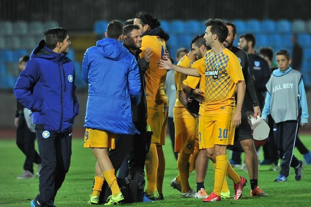 ΠΑΣ Γιάννινα - Αστέρας Τρίπολης 1-2: Τα γκολ του αγώνα (video)