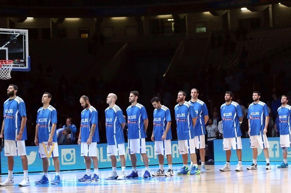 Πάει για το προολυμπιακό τουρνουά η Ελλάδα