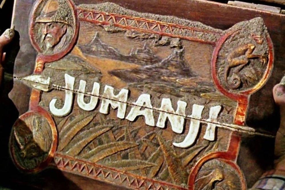 Η Sony Pictures ετοιμάζει το remake του Jumanji