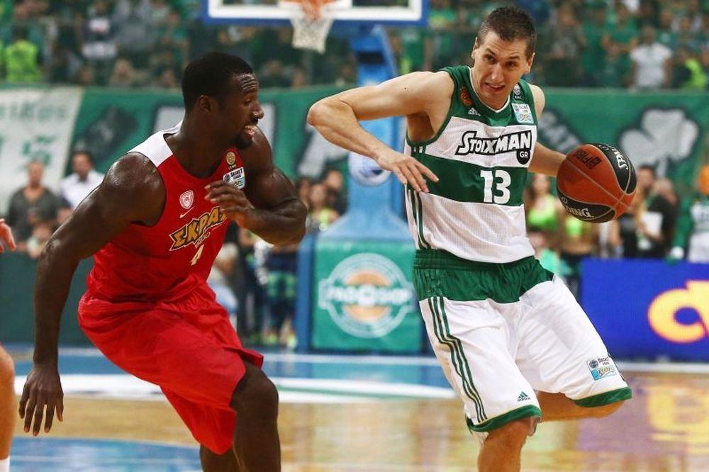 Εγγυημένοι Παναθηναϊκός και Ολυμπιακός στη FIBA