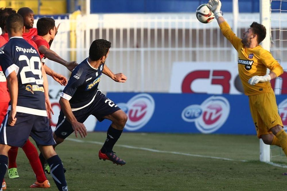 Απίστευτη επιστροφή για Ατρόμητο, 2-2 με Βέροια!