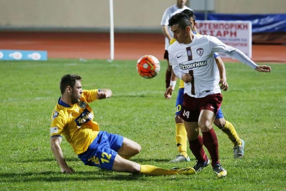 Πανελευσινιακός – Λάρισα 1-4: Τα γκολ του αγώνα