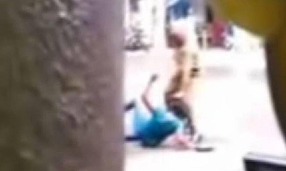 ΣΟΚ: Αστυνομικός ξυλοκοπεί εκδιδόμενη επειδή αρνήθηκε να τον ικανοποιήσει! (video)