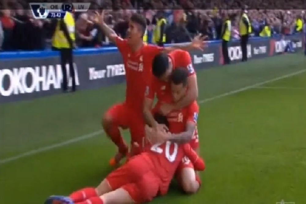 Τσέλσι - Λίβερπουλ 1-3: Τα γκολ του αγώνα (video)