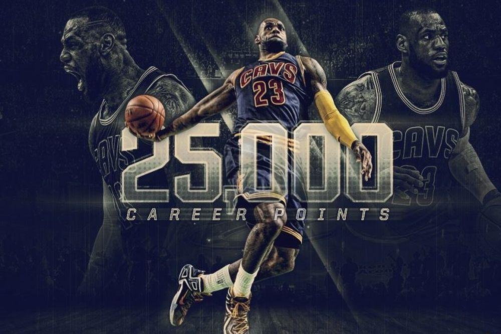 NBA: Έγραψαν ιστορία LeBron και Duncan (videos)
