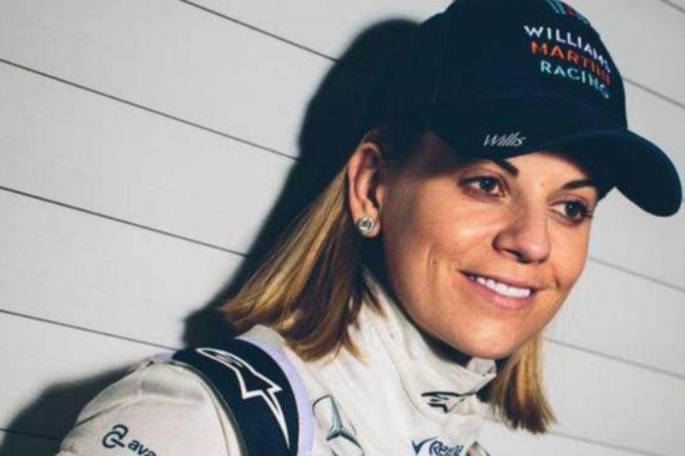 F1 Grand Prix Βραζιλίας: Η Susie Wolff αποχωρεί από τους αγώνες