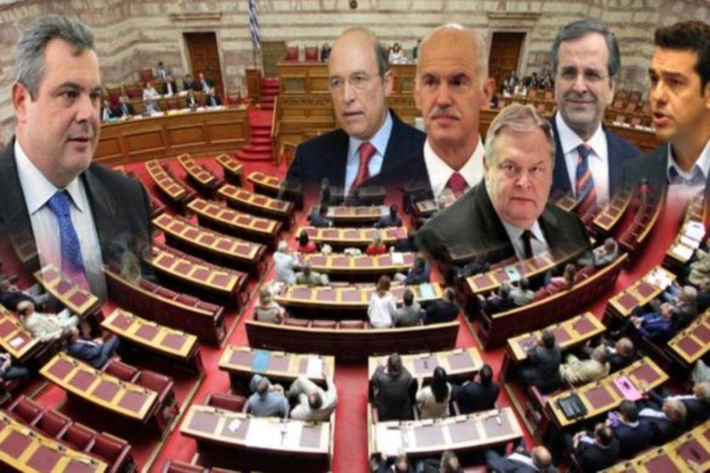 Έλληνες Πολιτικοί - Τα ψέματα και οι κωλοτούμπες όσων κυβέρνησαν τη χώρα!