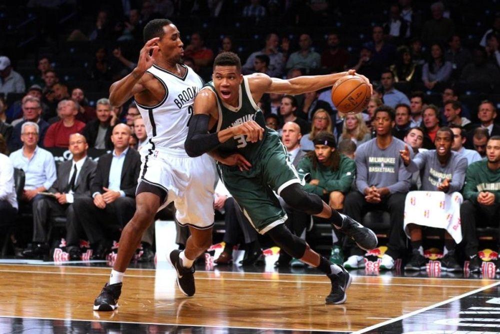 NBA: Απολαυστικός και πάλι ο Αντετοκούνμπο!