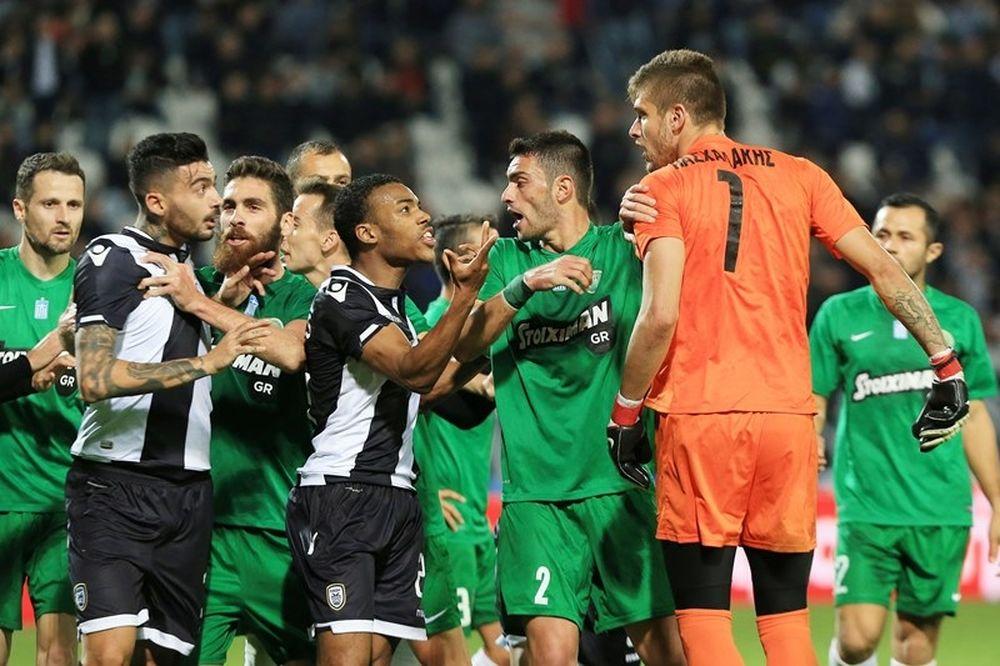 ΠΑΟΚ - Πανθρακικός 3-3: Τα γκολ του αγώνα (video)