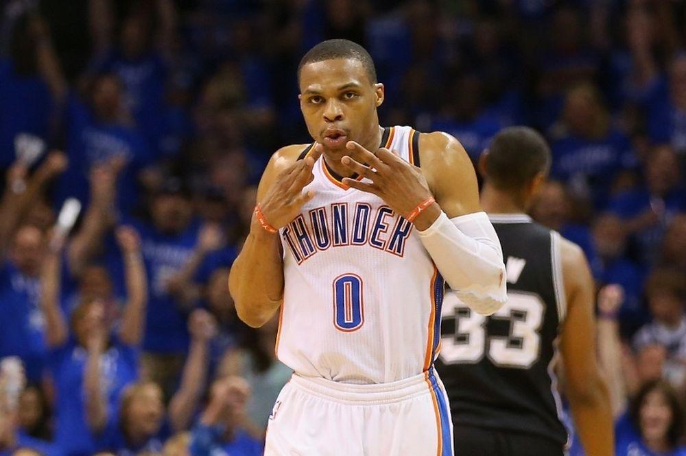 NBA Top 5: Πετάει ο Westbrook; Και όμως πετάει… (video)