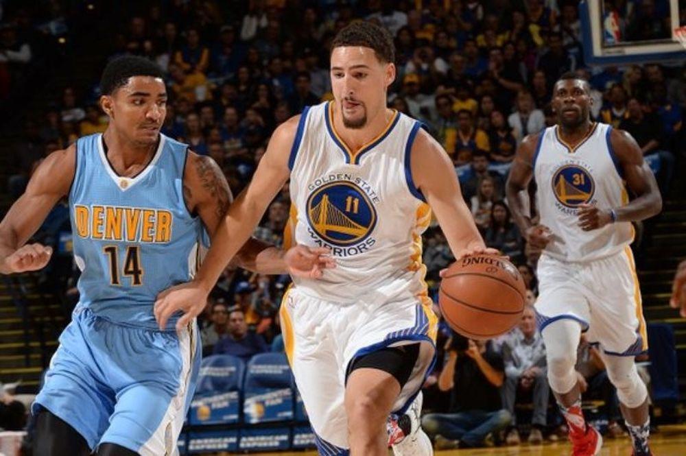 NBA: Ασταμάτητοι οι Warriors, θετικός ο Παπανικολάου (videos)