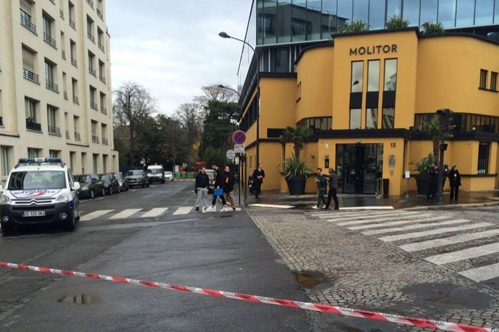 Απειλή για βόμβα στο ξενοδοχείο της Γερμανίας στο Παρίσι!