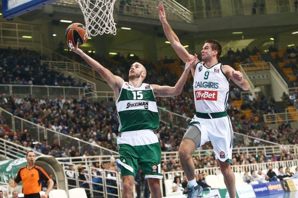 Παναθηναϊκός - Ζαλγκίρις 91-56: «Πράσινο» ξέσπασμα κι επιστροφή στις νίκες