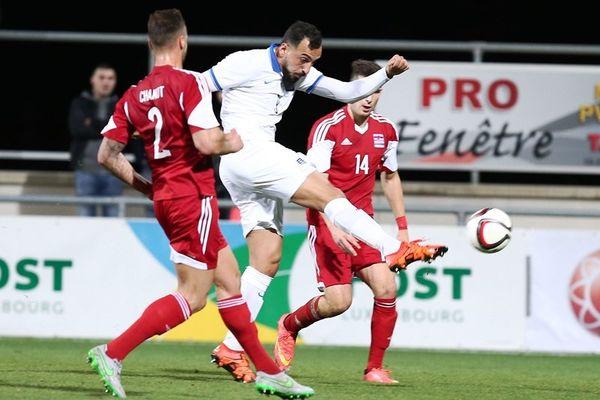 Λουξεμβούργο – Ελλάδα 1-0: Εθνική… καταστροφή!