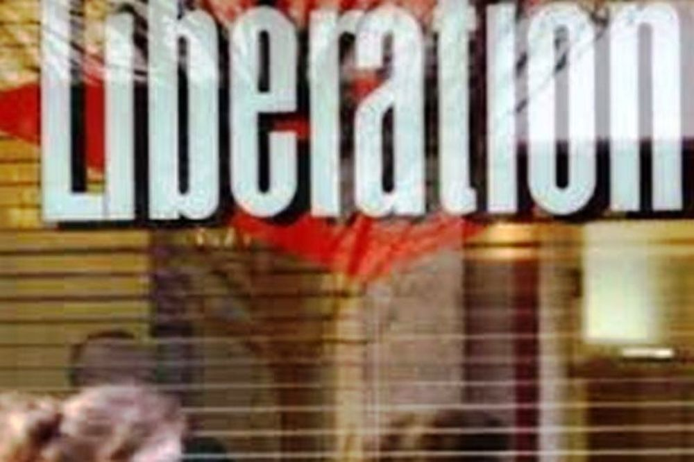 Συγκλονίζει το πρωτοσέλιδο της Liberation (photo)