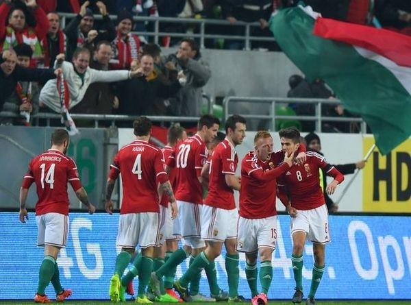 Στο Euro η Ουγγαρία!